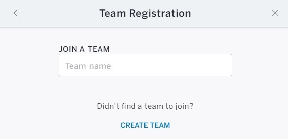 Join a team
